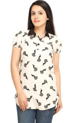 Kwardrobe Animal Print Women's Tunic