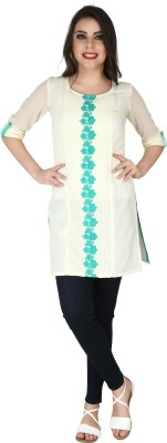 SOIE Embroidered Women's Tunic