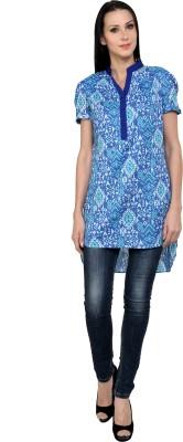 Akyra Printed Women's Tunic