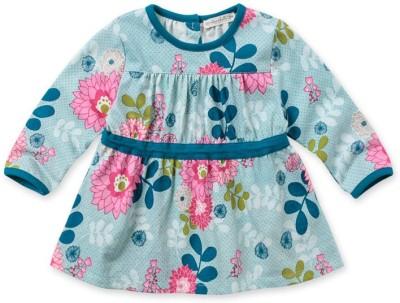 Dave & Bella Self Design Baby Girl's Tunic