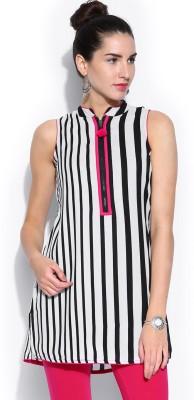 Anouk Striped Women's Tunic