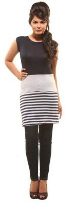 Swank Striped Women's Tunic