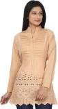 Anam Export Solid Women's Tunic