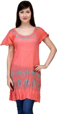 India Inc Solid Women's Tunic