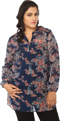 LastInch Embroidered Women's Tunic