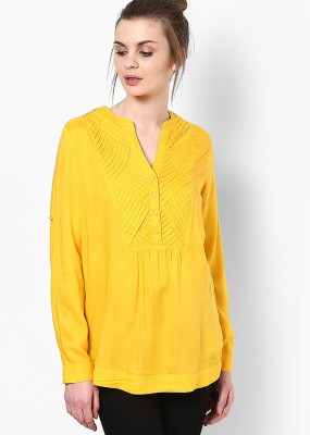 Vero Moda Solid Women's Tunic