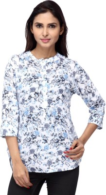 Lifestyle Retail Floral Print Women's Tunic