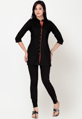 KIRA Solid Women's Tunic