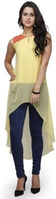 Ojjasvi Self Design Women's Tunic