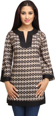 Needlecrest Geometric Print Women's Tunic