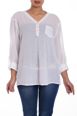 Textures Fashion Solid Women's Tunic