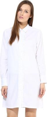 Femella Solid Women's Tunic