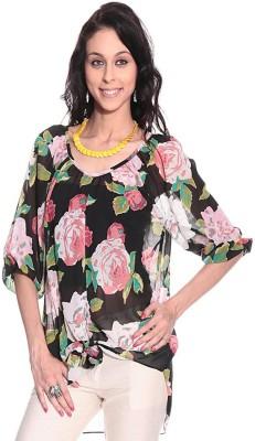Remanika Floral Print Women's Tunic