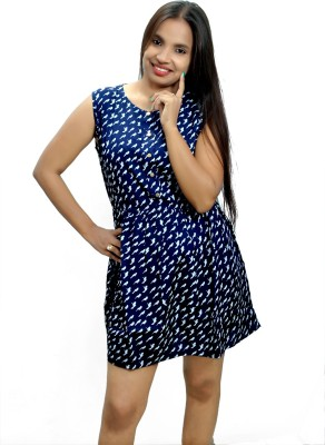 Laxmi Enterprises Printed Women's Tunic