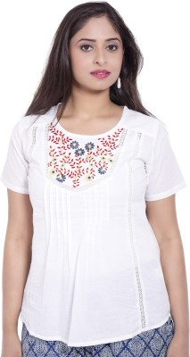 Curllie Embroidered Women's Tunic