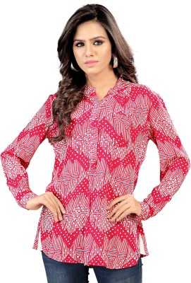 SFDS Printed Women's Tunic