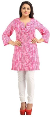 Needlecrest Animal Print Women's Tunic