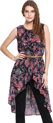 Lucero Floral Print Women's Tunic
