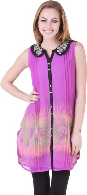 Silk Weavers Printed Women's Tunic