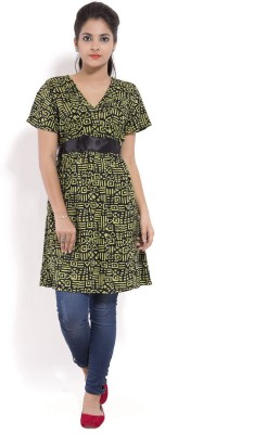 Goodwill Impex Printed Women's Tunic