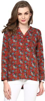 La Zoire Floral Print Women's Tunic