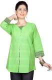 Shes Solid Women's Tunic