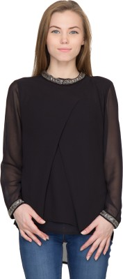 Orous Solid Women's Tunic