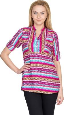 U&F Printed Women's Tunic