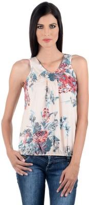 Jaavelin Floral Print Women's Tunic
