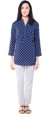 Lyla Floral Print Women's Tunic