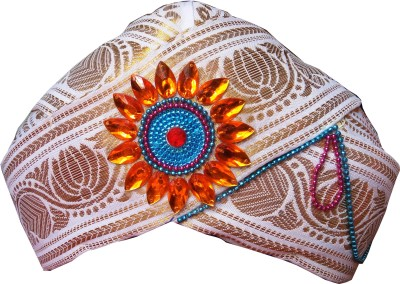 Mysore peta Applique Head Wraps
