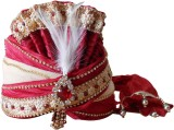 Kalra Creations Embroidered Head Wraps