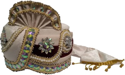 EDEN Embroidered Pagri