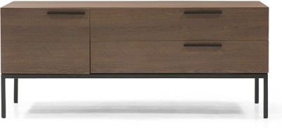Urban Ladder Heston Engineered Wood TV Console(Finish Color - Walnut)