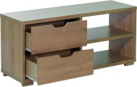 Woodstock India Engineered Wood TV Entertainment Unit(Finish Color - Brown)