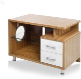 Royal Oak Olive Engineered Wood TV Stand...