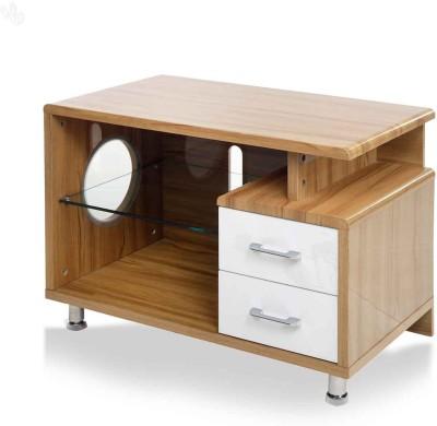 Royal Oak Olive Engineered Wood TV Stand(Finish Color - Natural)