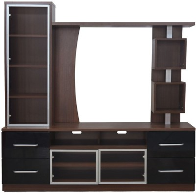 Nilkamal Pacific Engineered Wood Media Cabinet