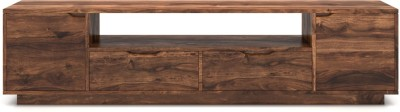 Urban Ladder Zephyr XL Solid Wood TV Console(Finish Color - Teak)