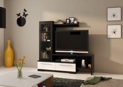 Spacewood Kosmo Galaxy Engineered Wood TV Stand