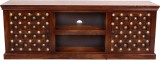 Blueginger Solid Wood TV Stand (Finish C...