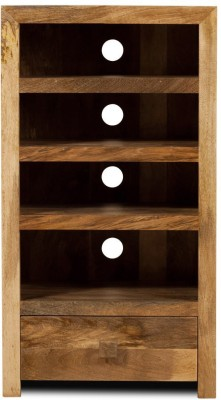 The Attic Solid Wood TV Console(Finish Color - Natural)