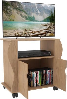 Housefull Engineered Wood Entertainment Unit(Finish Color - Oak)