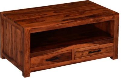 Smart Choice Furniture Rosewood (Sheesham)_JIEU14_Matte finish Solid Wood Entertainment Unit