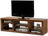 Ethnic Handicrafts Solid Wood TV Stand (...