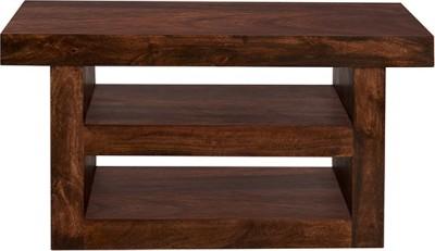 Jivan Solid Wood TV Stand