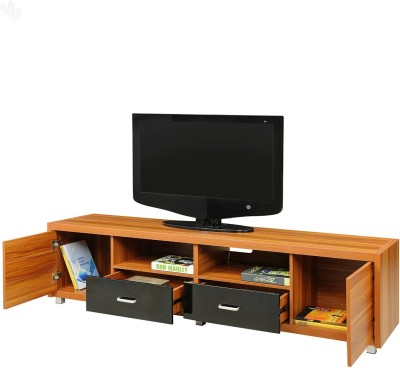 Royal Oak Iris Engineered Wood TV Stand(Finish Color - Natural)