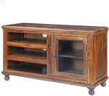Royal Oak Solid Wood TV Stand (Finish Co...