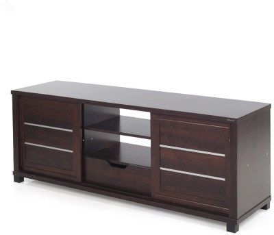 Royal Oak Milan Engineered Wood TV Stand(Finish Color - Honey Brown)