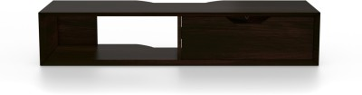 Urban Ladder Sawyer Solid Wood TV Console(Finish Color - Mahogany)